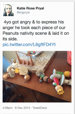 Peanuts Tweet 1