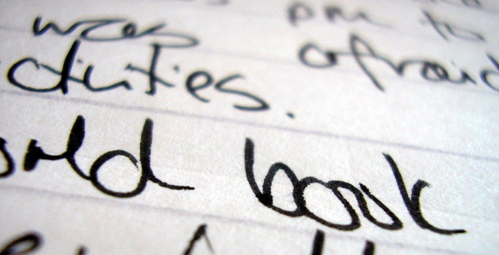 Poem: Leolyn's Diary