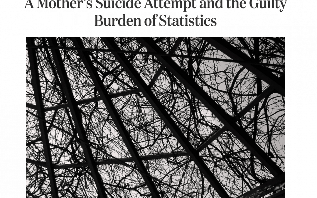 The Toast: A Mother's Suicide and the Guilty Burden of Statistics