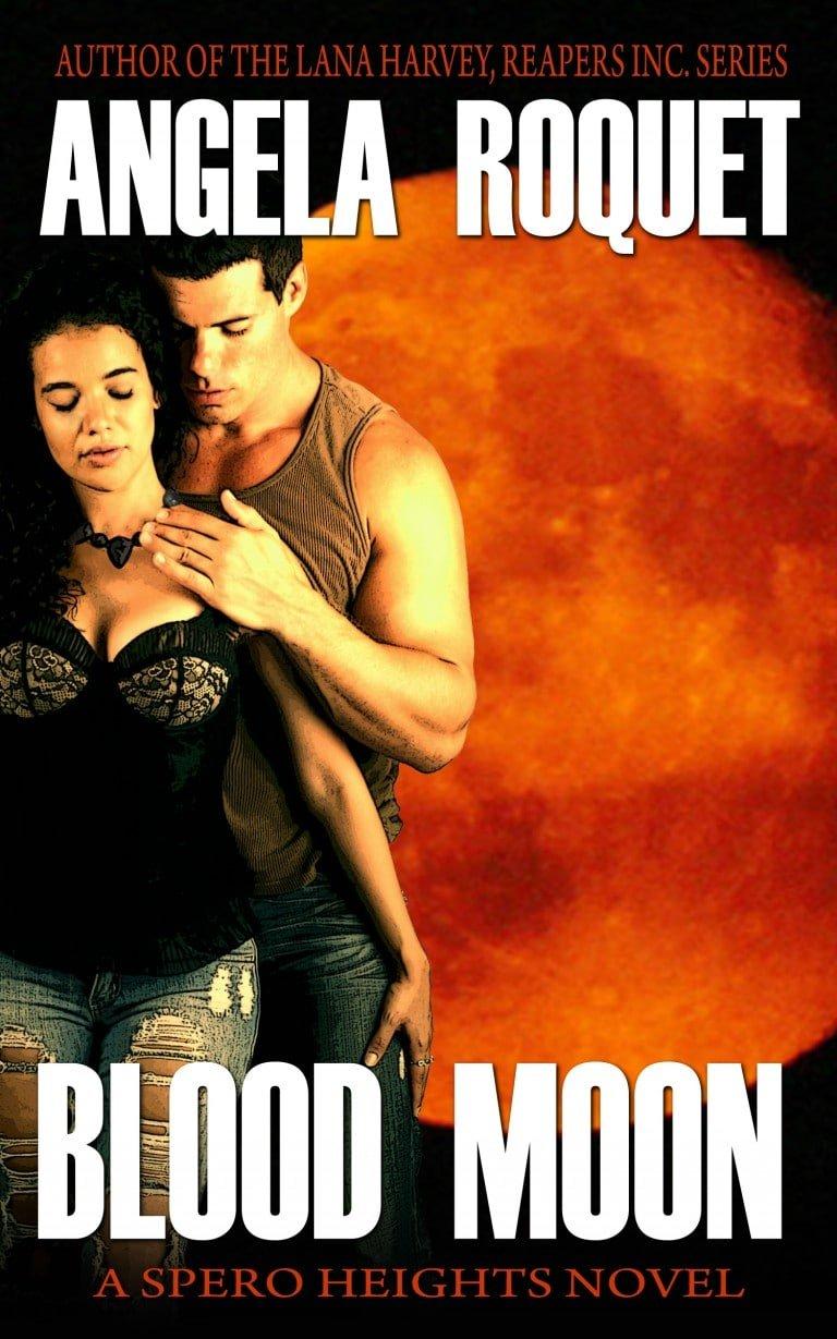 Underground Book Reviews: BLOOD MOON by Angela Roquet
