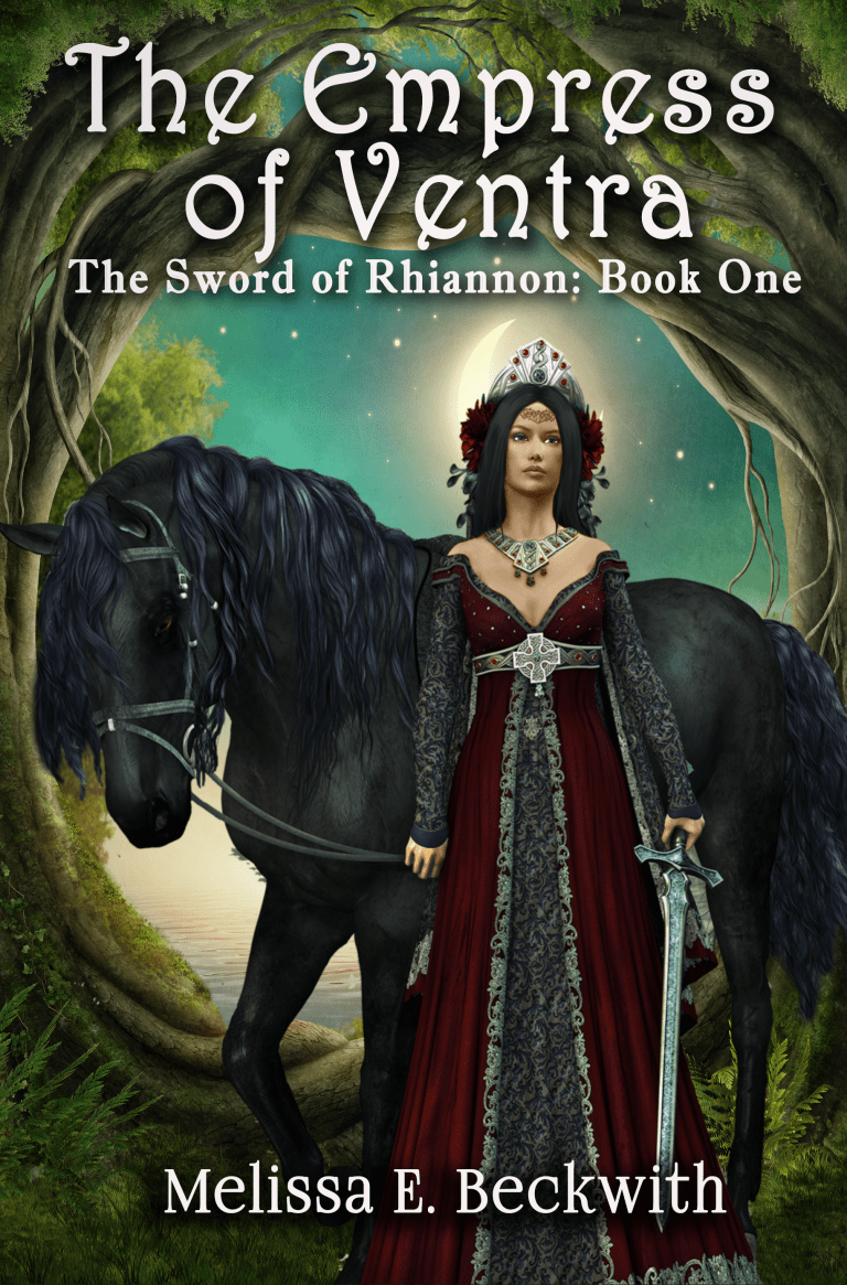 Underground Book Reviews: THE EMPRESS OF VENTRA by Melissa E. Beckwith