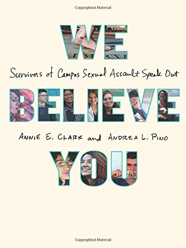 We Believe You Cover