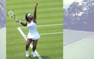 Serena Williams at Wimbledon Makes My Spirit Sing
