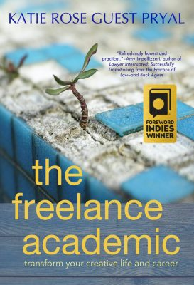 Forthcoming 2019: The Freelance Academic