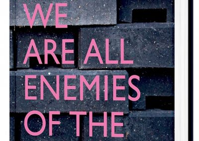 We Are All Enemies of the State Cover