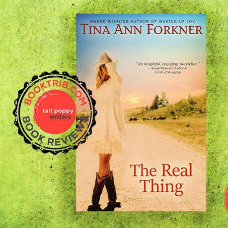"""BookTrib: Forkner's """"The Real Thing"""" Teaches Profound Truths"""