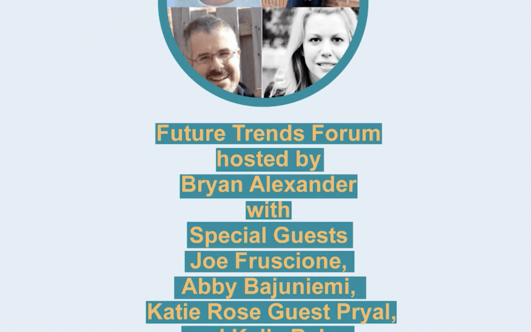 Future Trends Forum: What's Next with Alt-Ac Careers?