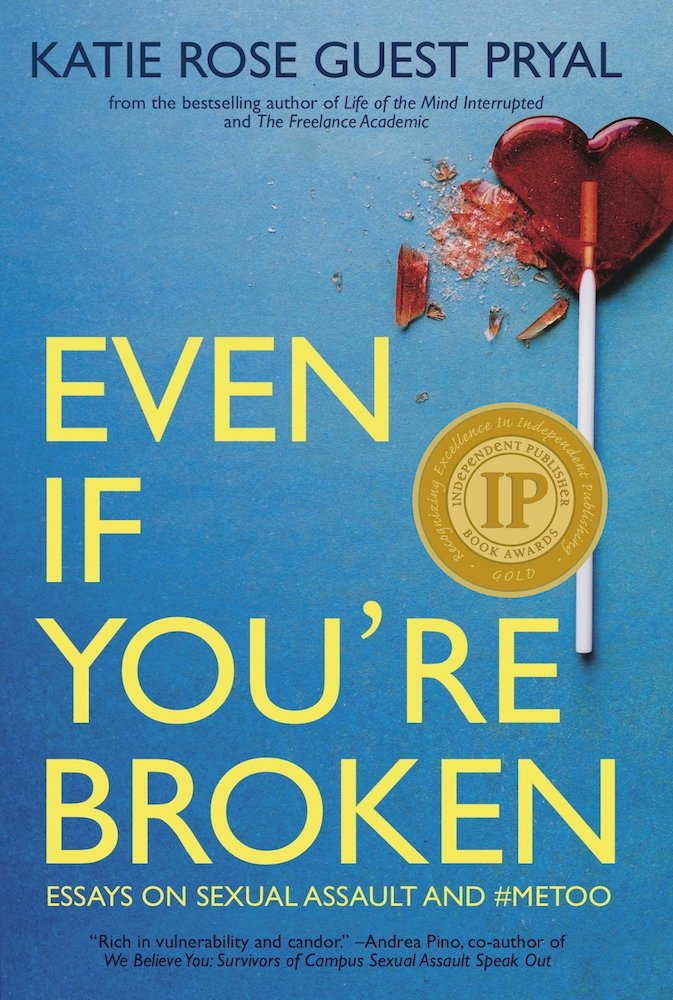 Even If You're Broken Cover