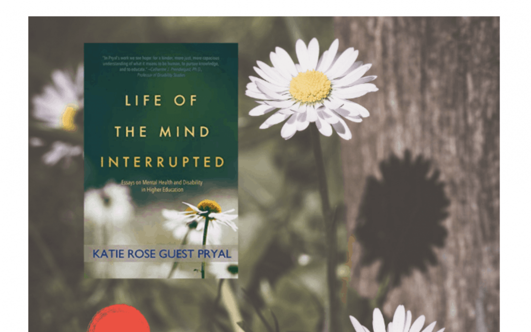 Booktrib: Review of LIFE OF THE MIND INTERRUPTED