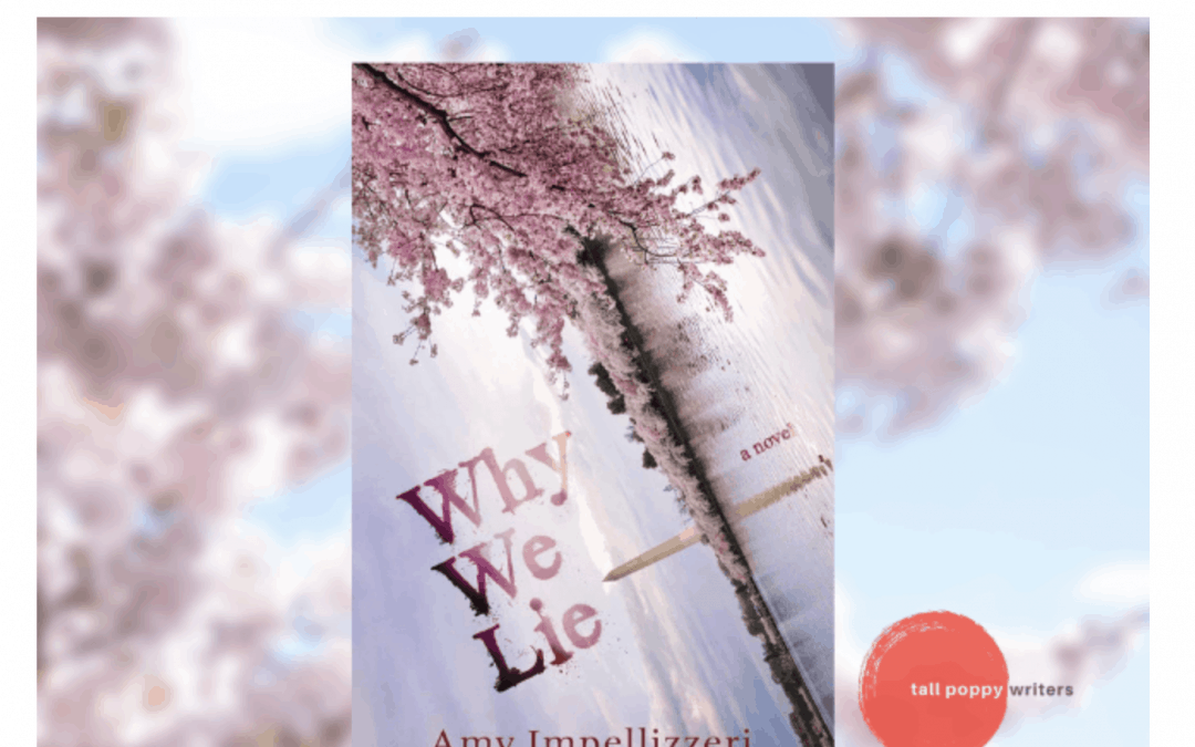 Booktrib: Review of WHY WE LIE by Amy Impellizzeri