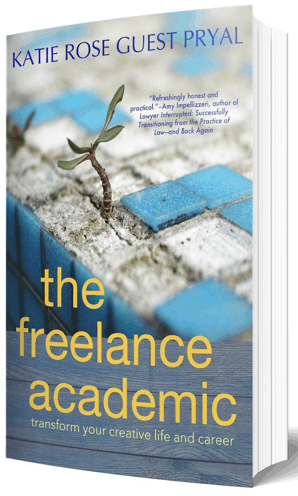 Cover of The Freelance Academic