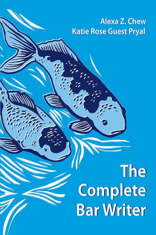 The Complete Bar Writer Cover